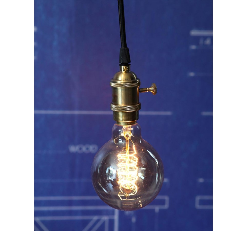 D coration suspension ampoule filament 18 clermont for Suspension ampoule
