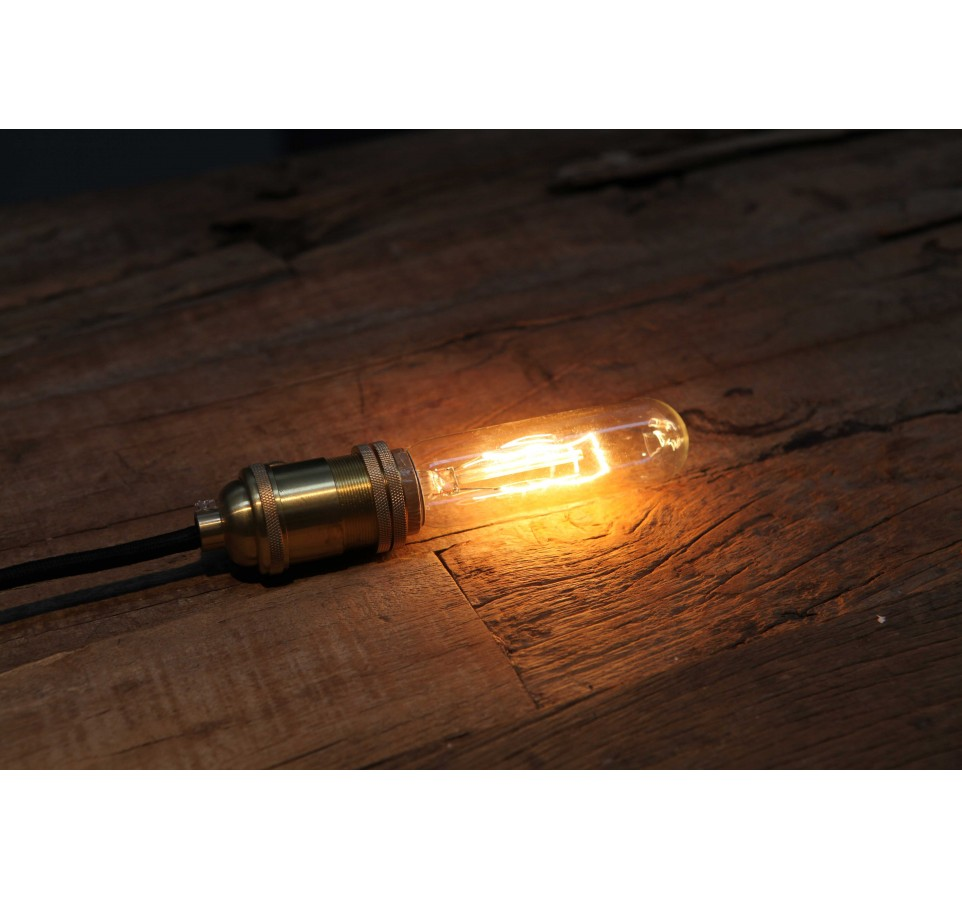 ampoule filament edison tube e27 t10. Black Bedroom Furniture Sets. Home Design Ideas