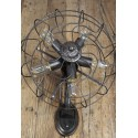 Applique Murale Style Ventilateur Vintage industriel