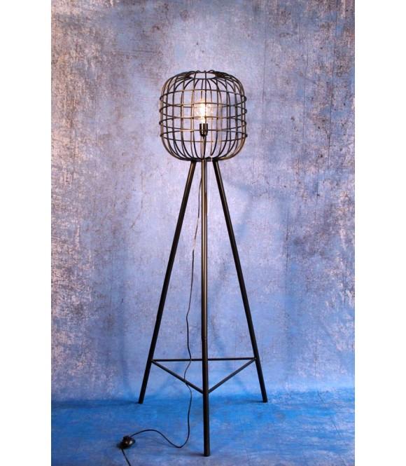 Lampadaire Vintage Industriel