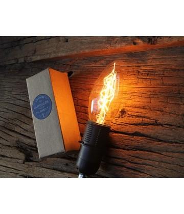 Ampoule Poire C35 a Filament Type Edison E14 style Vintage Industriel